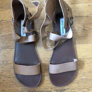 05b5b9ee7a438 Women Gladiator Sandals Steve Madden on Poshmark